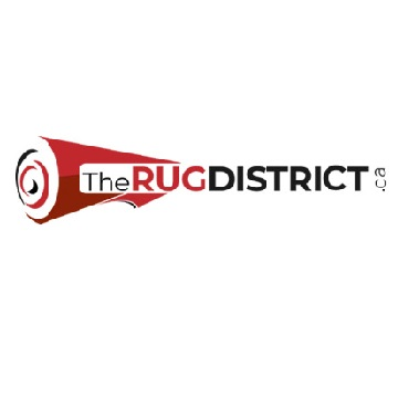 The Rug District CA Logo